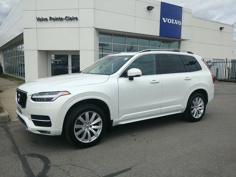 2017 Volvo XC90 T5 Momentum 7P- Phares D.E.L + Roues 19'' GPS ++