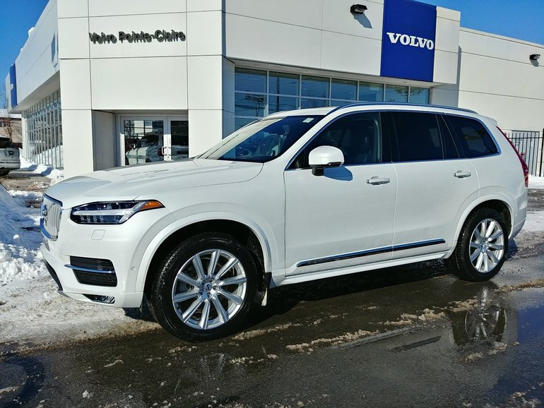 Volvo XC90 T6 Inscription - 0.9% Financement Disponible 2018