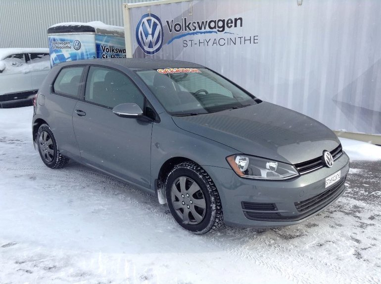 2016 Volkswagen Golf 1.8 TSI Trendline+A/C+BLUETOOTH+APP CONNECT