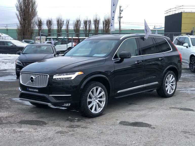 2016 Volvo XC90 T6 Inscription