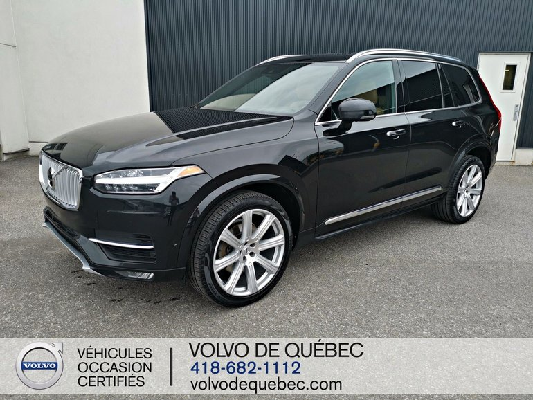 Volvo XC90 T6 AWD First Edition 2016