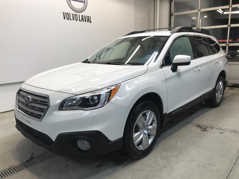 2015 Subaru Outback 2.5i at