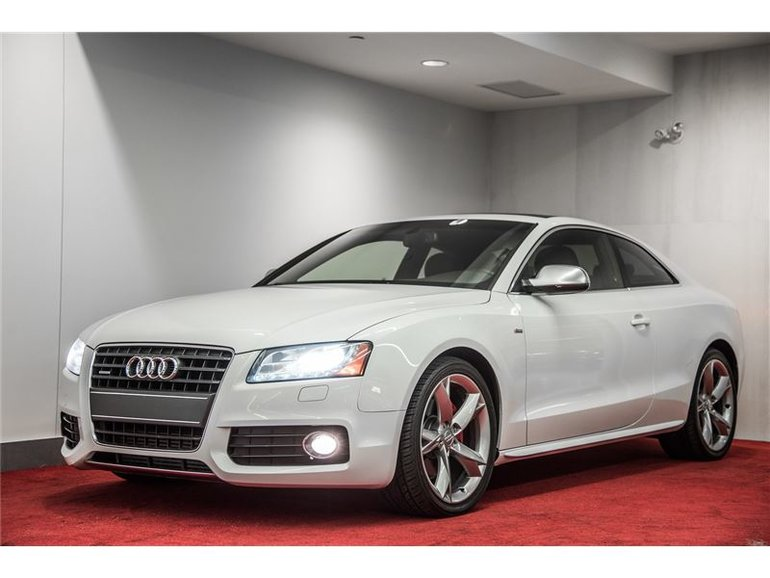 Pre Owned 2012 Audi A5 20t Premium Plus S Line For Sale 184900