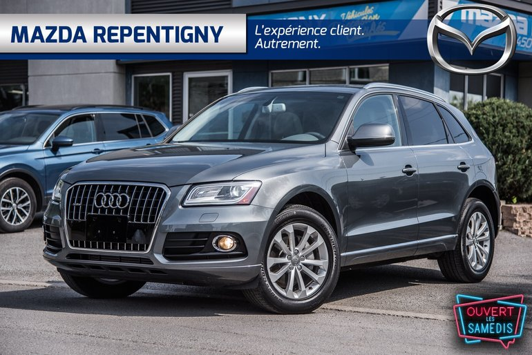 2014 Audi Q5 2.0 Turbo, Toit Panoramique