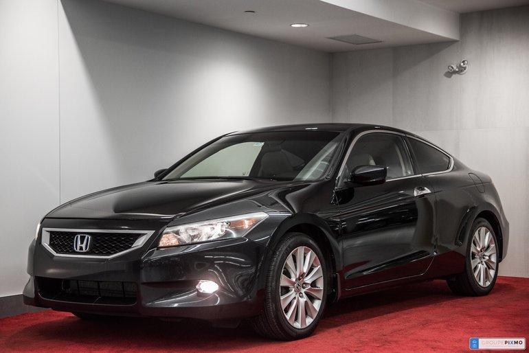 2010 Honda Accord EX-L V6 **Toit ouvrant+Cuir+GPS**