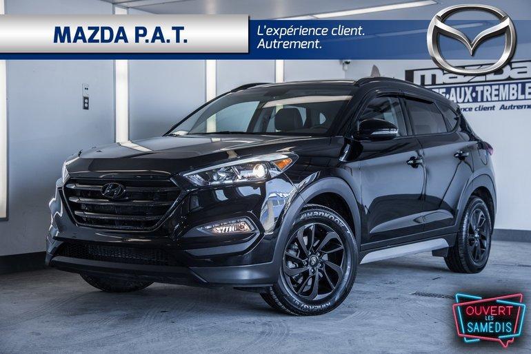 Hyundai Tucson SE AWD ** CUIR TOIT PANORAMIQUE ** 2017