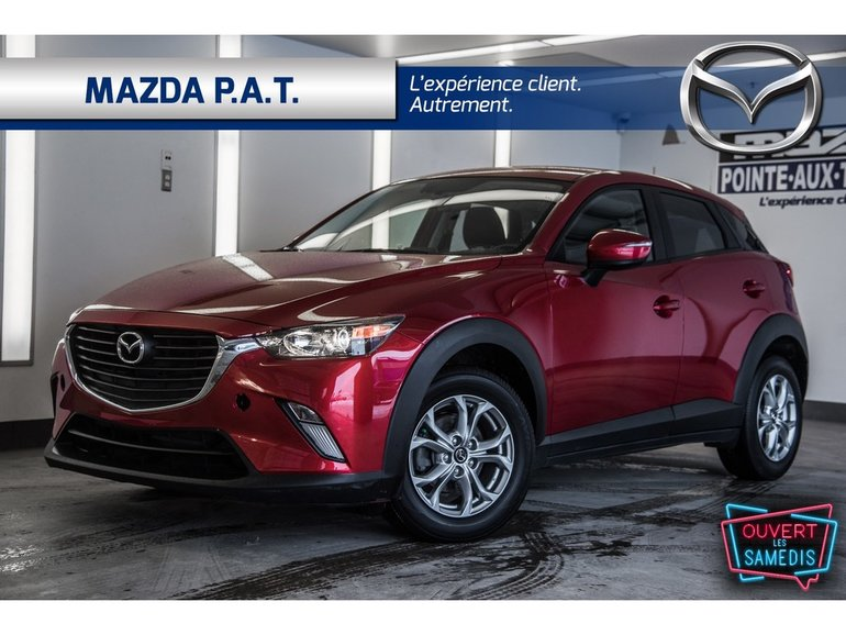 Mazda CX-3 GS ** GARANTIE COMPLÈTE 2022 WOW !! ** 2016