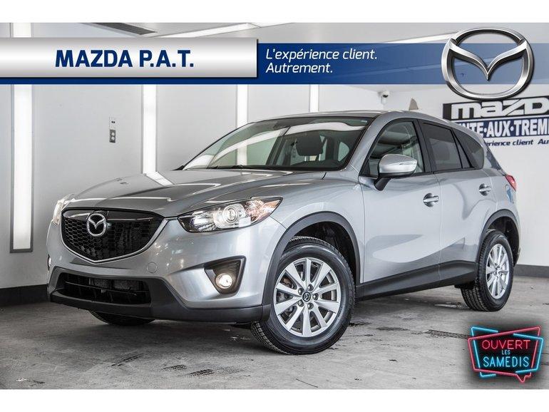 Mazda CX-5 GS ** TOIT OUVRANT 44 602 KM ** 2015