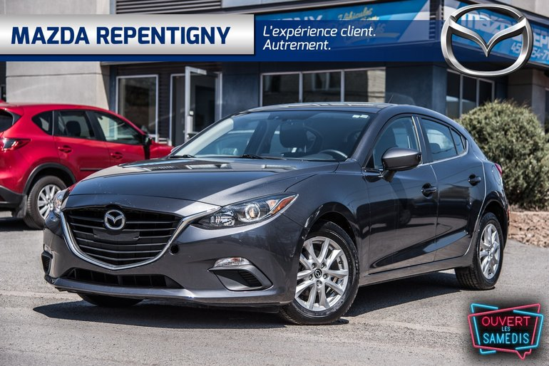2015 Mazda Mazda3 Sport GS - Bas KM !!!