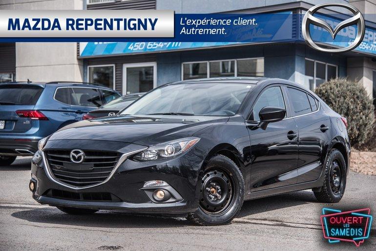 Mazda3 GS-SKY Toit Caméra Bluetooth 2014