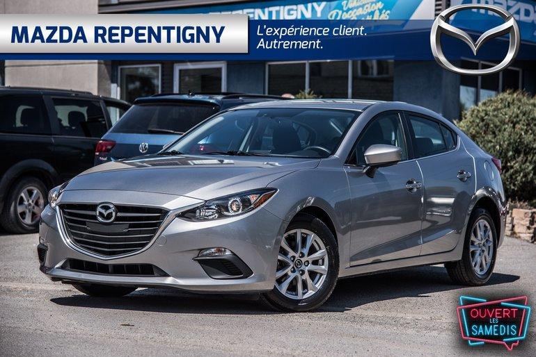 Mazda3 GS CAMERA SIEGES CHAUFFANTS 2015