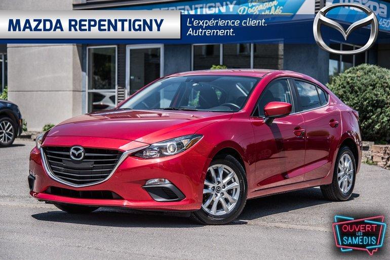 Mazda3 GS COMMODITÉ 2015