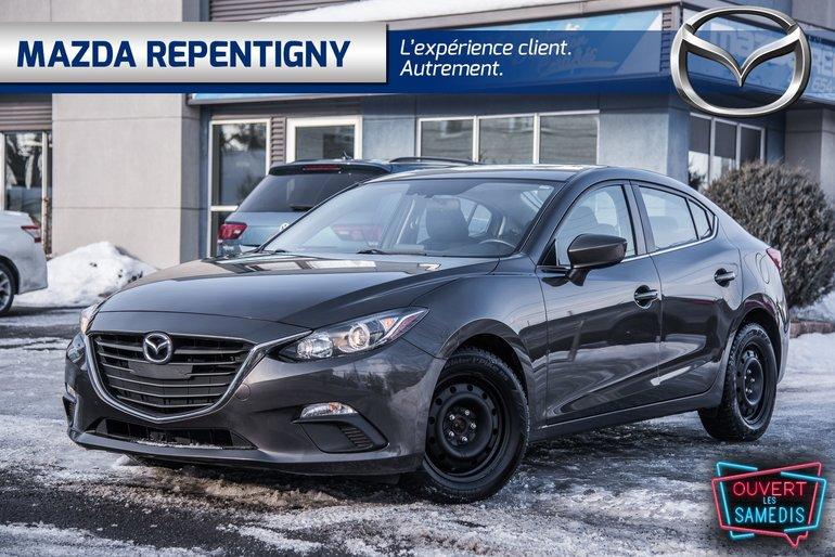 2016  Mazda3 GS Toit Ouvrant, Navigation, Caméra