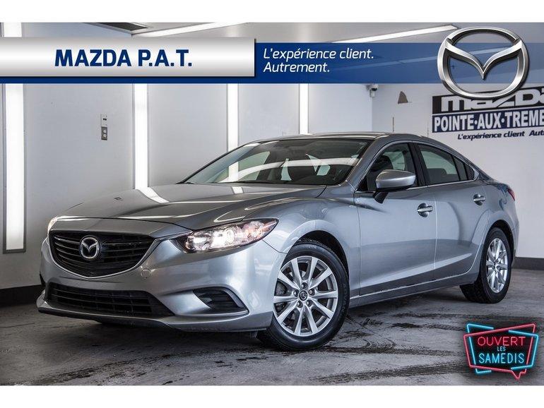 2014  Mazda6 GX ** DÉMARREUR A DISTANCE **
