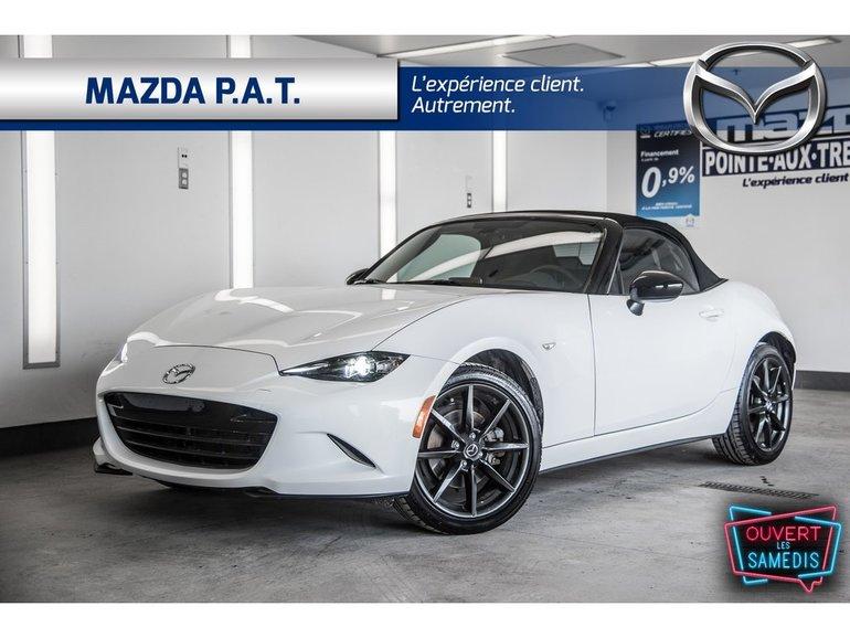 Mazda MX-5 GS ** NAVIGATION 24 789 KM ** 2016