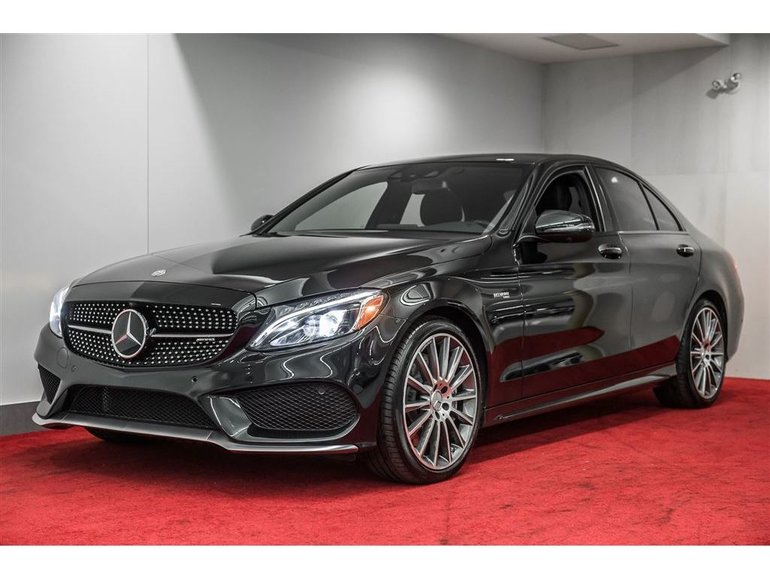 2017 mercedes benz c43 amg ensemble premium int rieur amg d 39 occasion vendre 53495 0. Black Bedroom Furniture Sets. Home Design Ideas