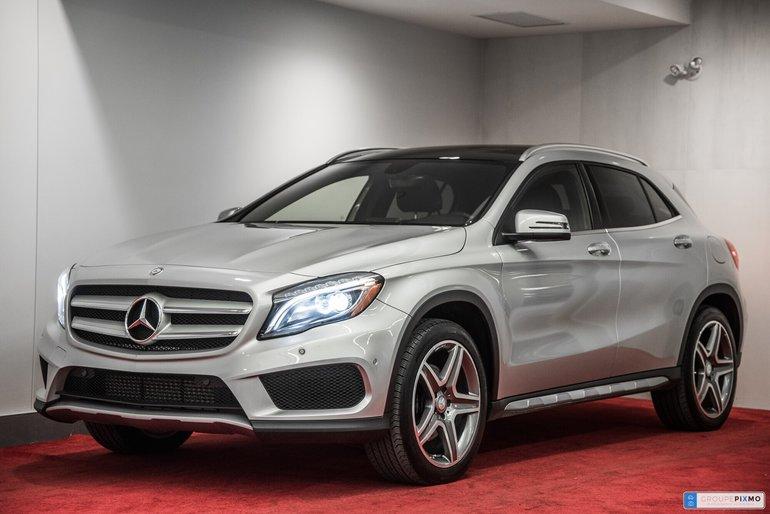 2015 Mercedes-Benz GLA-Class GLA250 4MATIC **PREMIUM 1&2 + SPORT**
