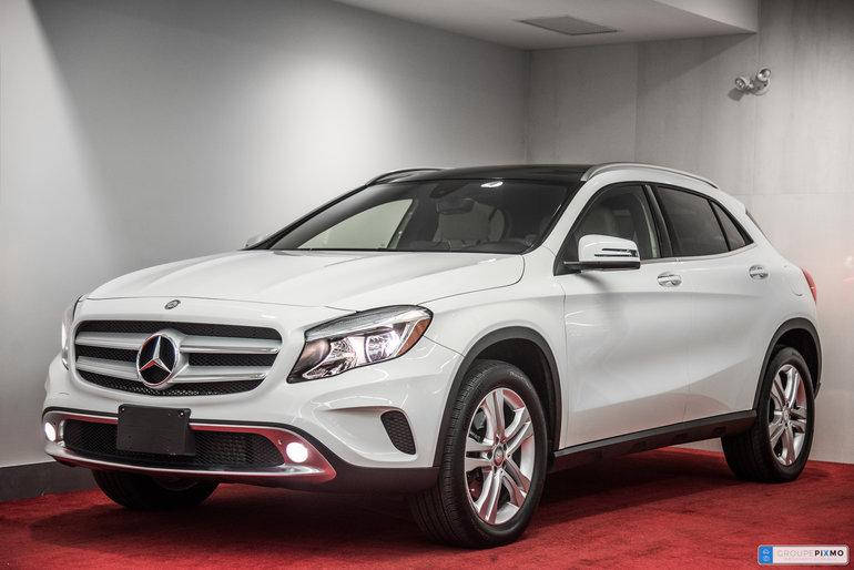 2016 Mercedes-Benz GLA-Class GLA250 4 MATIC **TOIT+CAMÉRA+APPLE CARPLAY**