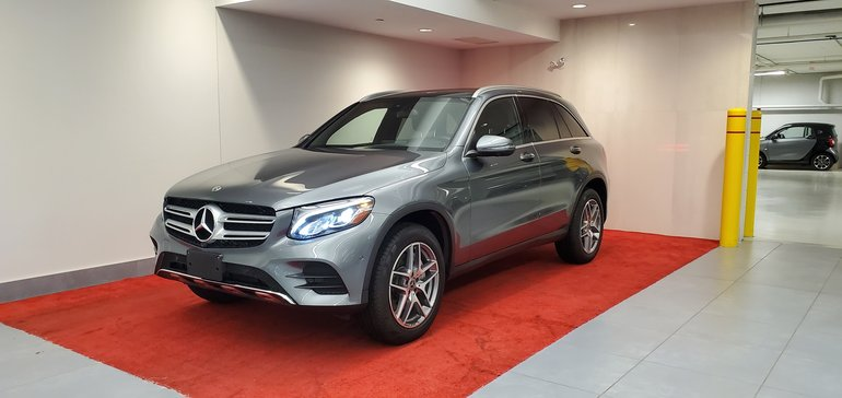 2018 Mercedes-Benz GLC 2018 Mercedes-Benz GLC - GLC 300 4MATIC SUV