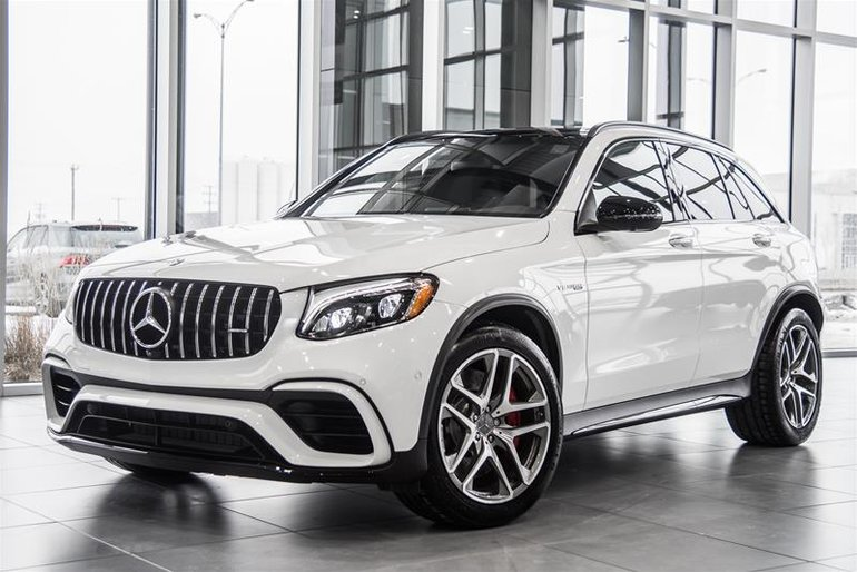 2019 Mercedes-Benz GLC63 AMG S 4MATIC + SUV