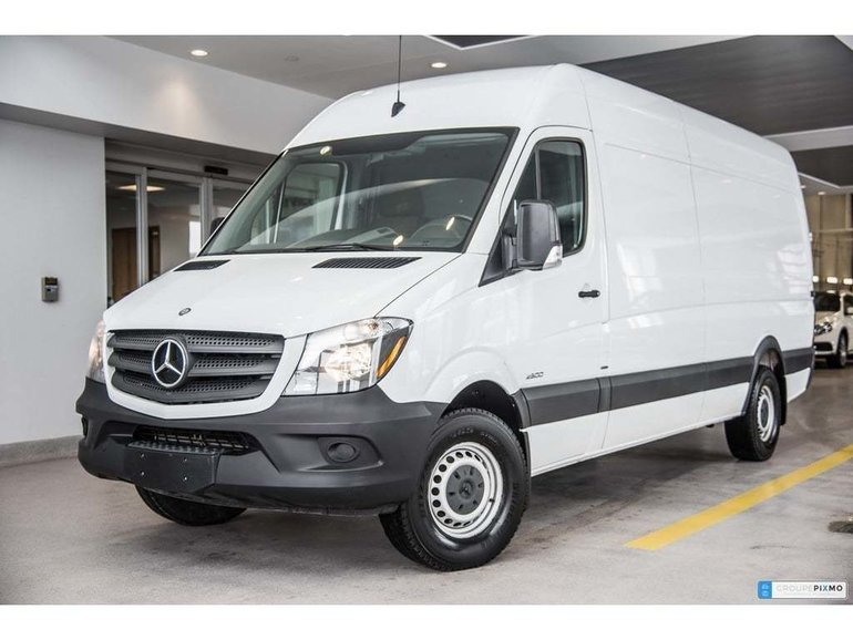 2016 Mercedes-Benz Sprinter 2500 High Roof 170 PO **CAMÉRA DE RECUL**