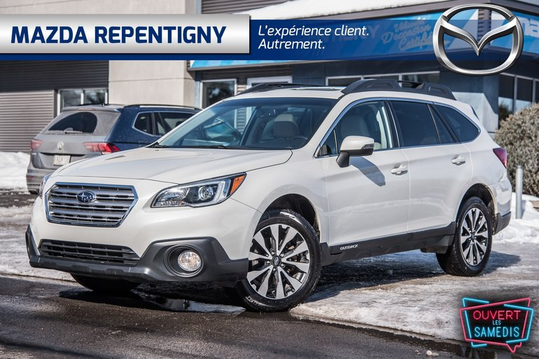 2015 Subaru Outback 2.5i Limited Package Cuir
