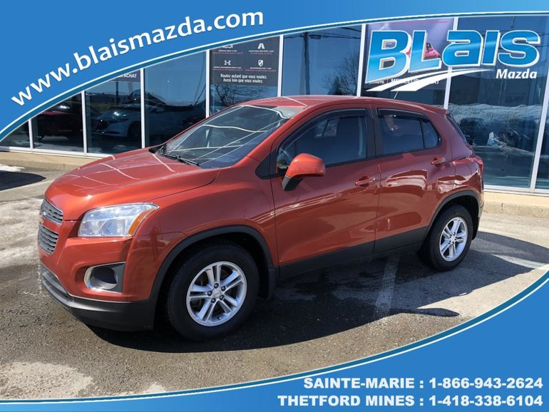 Chevrolet Trax Traction avant 4 portes LS 2014