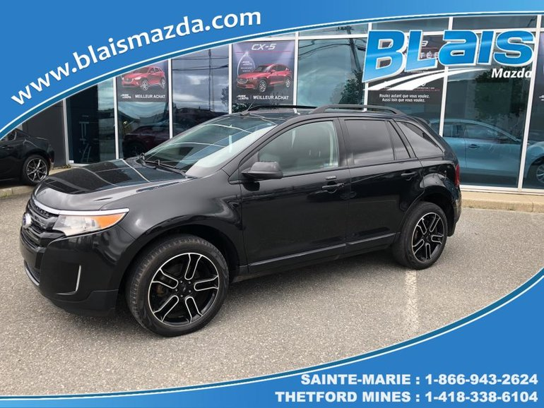 2013 Ford Edge 4 portes SEL, Traction intégrale