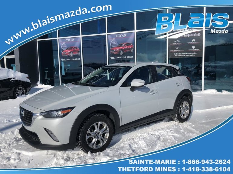 Mazda CX-3 GS-L AWD 2016