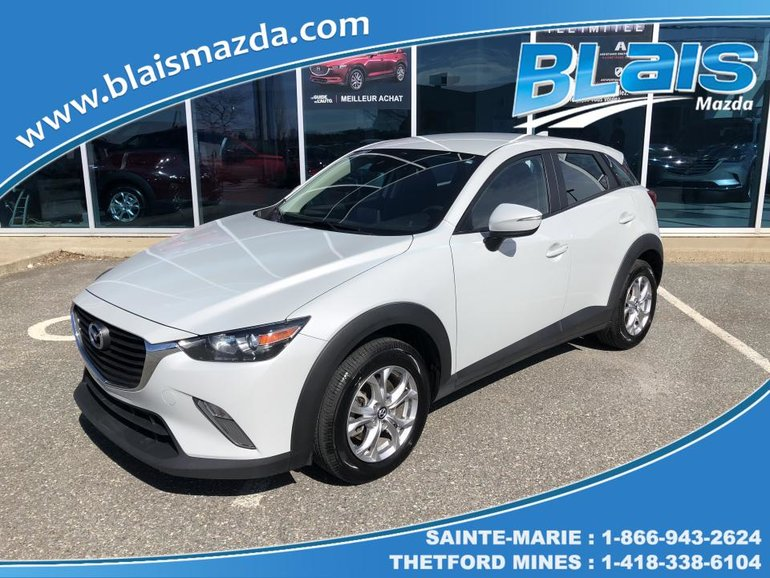 Mazda CX-3 GS AWD 2018