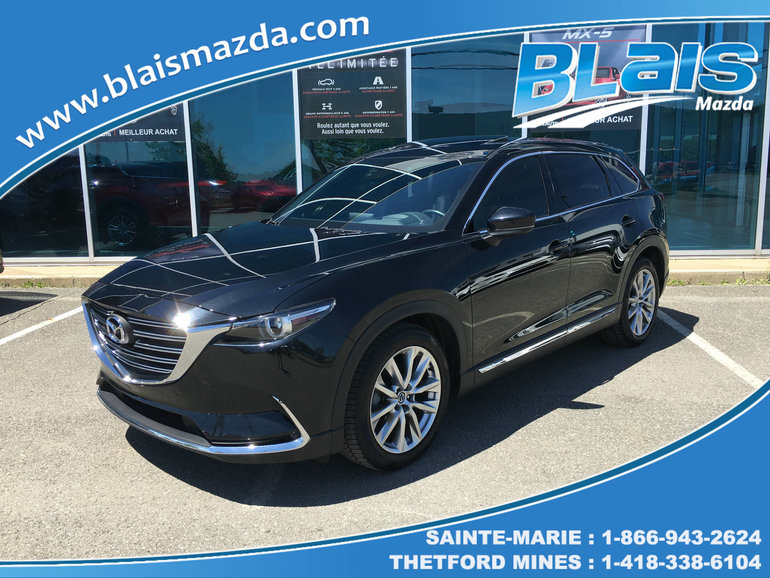 2016 Mazda CX-9 Traction intégrale, 4 portes GT
