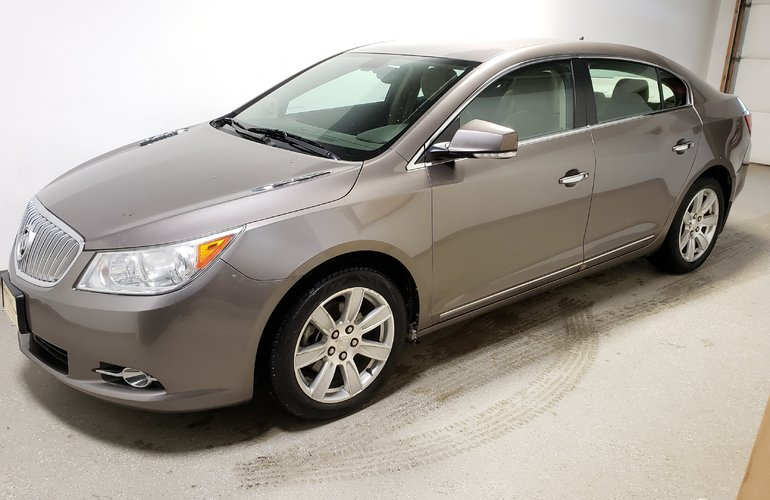 2010 Buick Allure CXL Rmt Start Pwr Seat Clean Btooth Traction