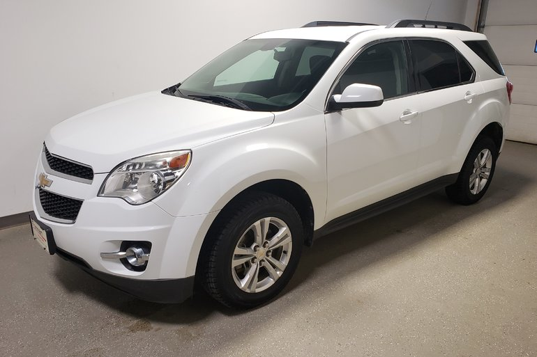 2011 Chevrolet Equinox AWD Rmt Start Pwr Seats Local Low Kms