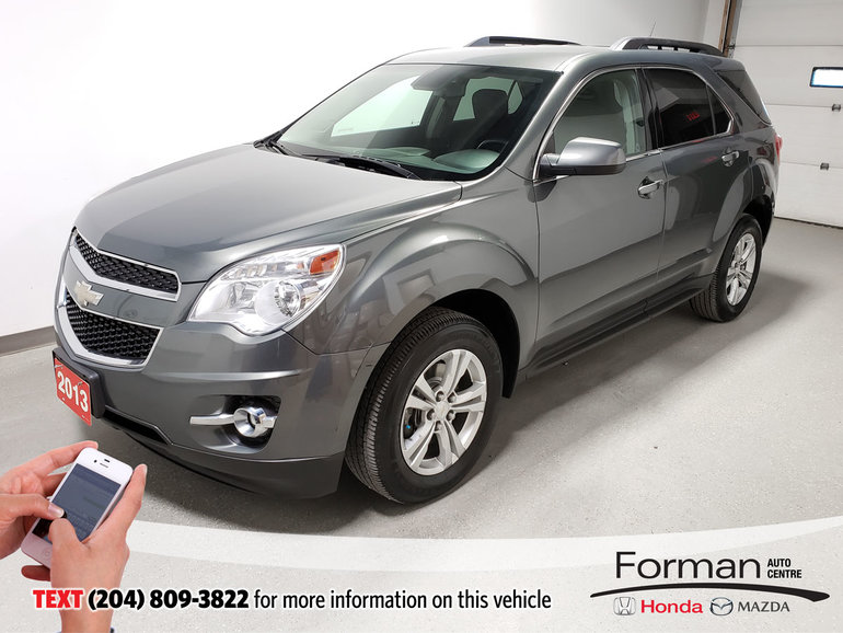 2013 Chevrolet Equinox LT|Warranty