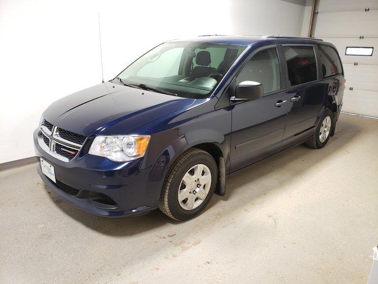 2012 Dodge Grand Caravan Low Kms Rmt Start Wtr Tires/Rims - Just arrived