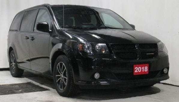 2018 Dodge Grand Caravan Gt Fully loaded - Just arriving