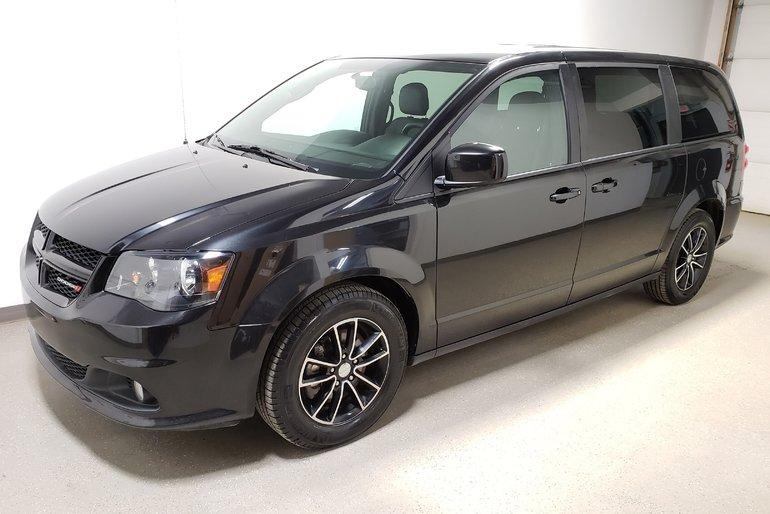 2018 Dodge Grand Caravan Rmt Start Fully loaded Htd Lthr Htd Wheel