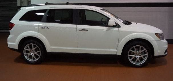 2012 Dodge Journey R/T AWD Low KMS Loaded- Just arrived
