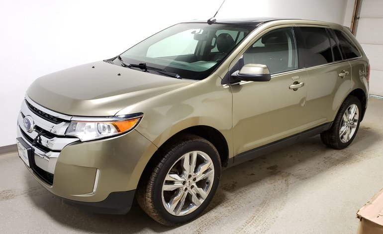 2013 Ford Edge Limited AWD Warranty Fully Loaded