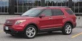 2011 Ford Explorer Limited V6 - Just arrived