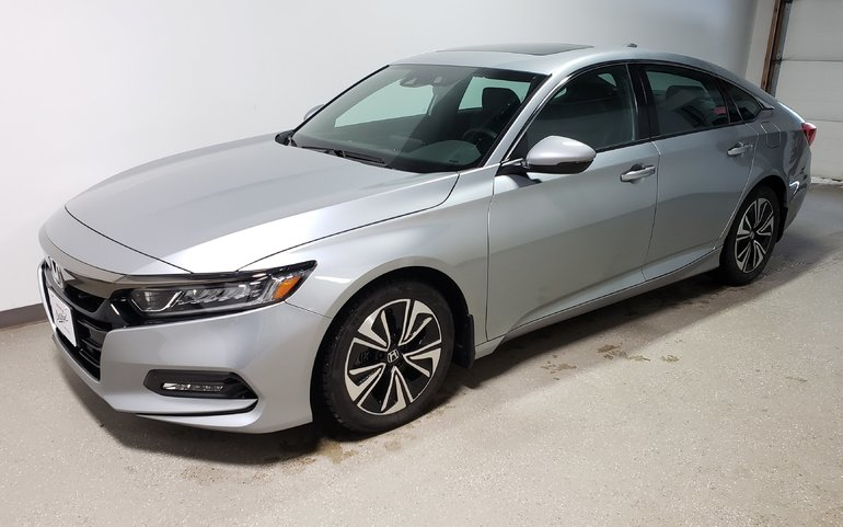 2018 Honda Accord Sport Wtr Tires/Alloys Htd Seats Rmt Certified