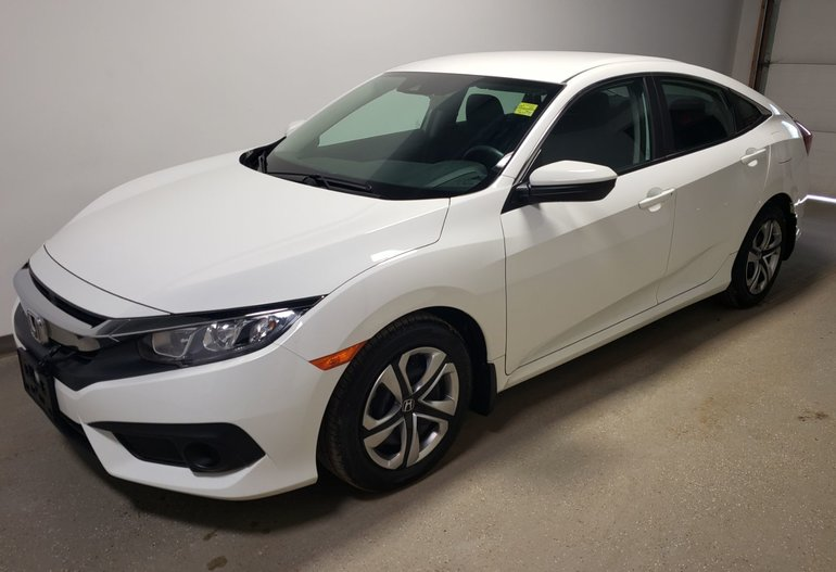 2017 Honda Civic LX|Certified|Extended Warranty - Just Arrived