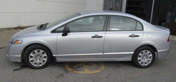 2010 Honda Civic DX-A - Just arrived