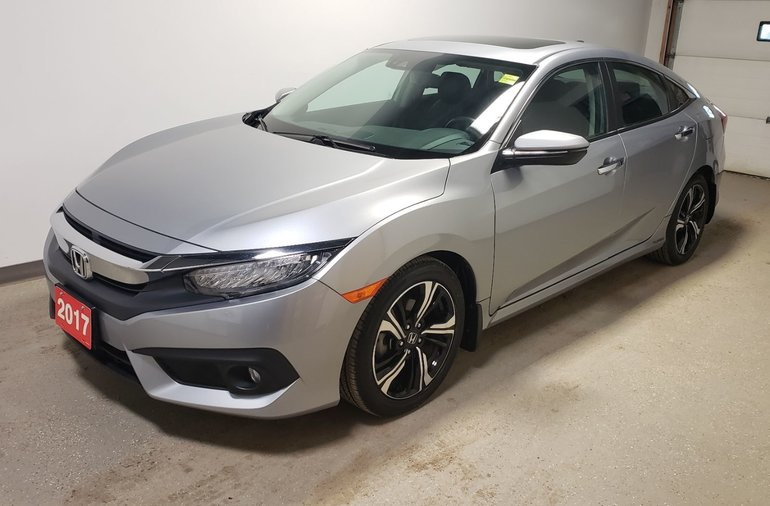 2017 Honda Civic Touring|Certified|Extended Warranty