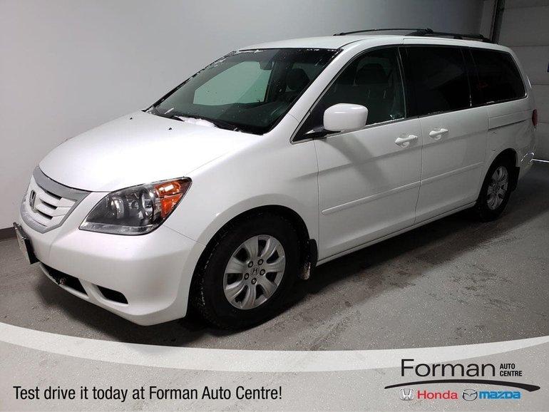 2009 Honda Odyssey EX   Rmt Start  Pwr Sliding Doors Alloys Warranty