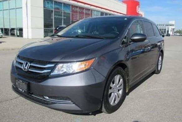 2015 Honda Odyssey SE Wtr Tires/Rims - Just arrived