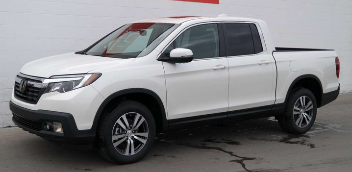 2017 Honda Ridgeline EX-L|Certified|Extended Warranty - Just arrived