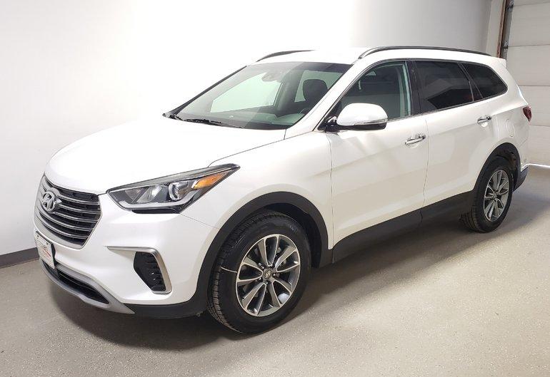 2019 Hyundai Santa Fe XL Htd Front/Rear Seats Htd Wheel Safety Camera