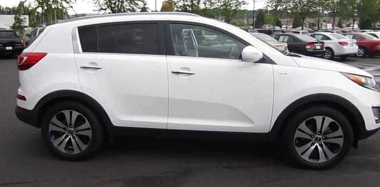 2011 Kia Sportage SX - Just arrived