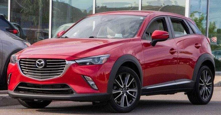 2016 Mazda CX-3 GT - Just arrived